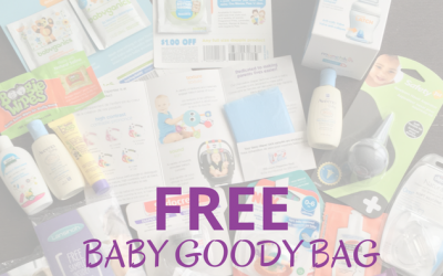 FREEBIE – Goody bags from BuyBuy Baby & Babies R Us