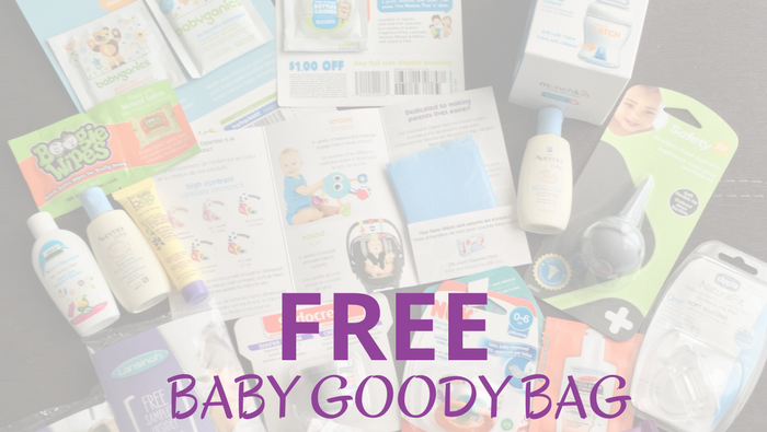 FREEBIE – Goody bags from BuyBuy Baby & Babies R Us