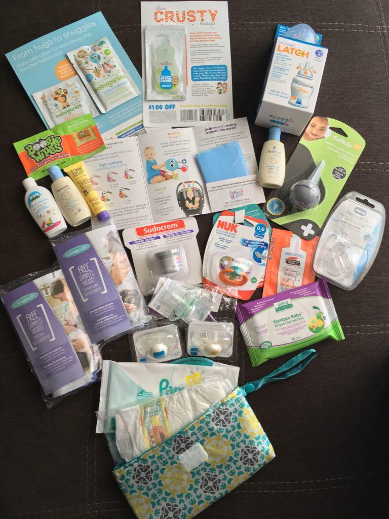 Free goody bag buybuy baby and babiesrus