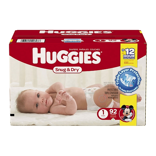 DEAL ALERT – Costco – Huggies Diapers – Save $9!