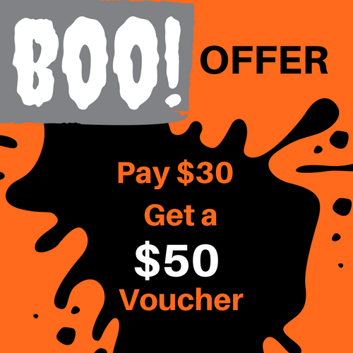 LAST CHANCE – Get a $50 voucher for only $30 – ForeverBaby
